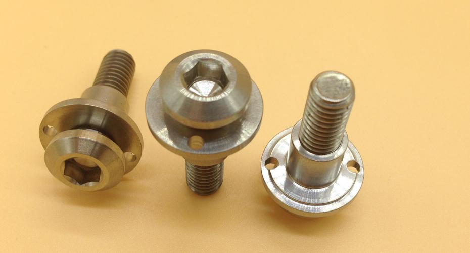 CNC Titanium Bolts Parts