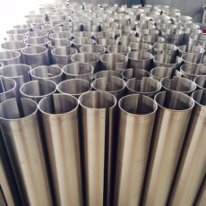 Titanium Welded Pipe